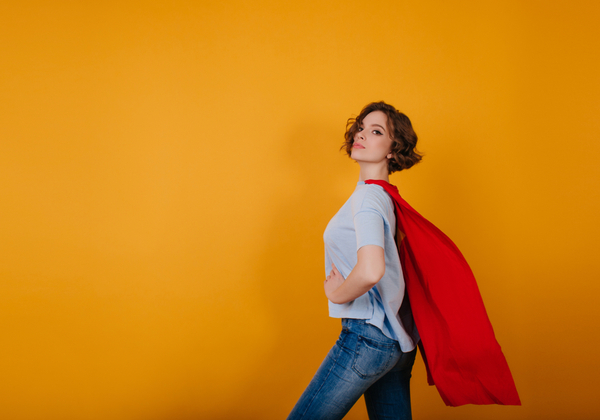 Superwomen look after Superannuation.