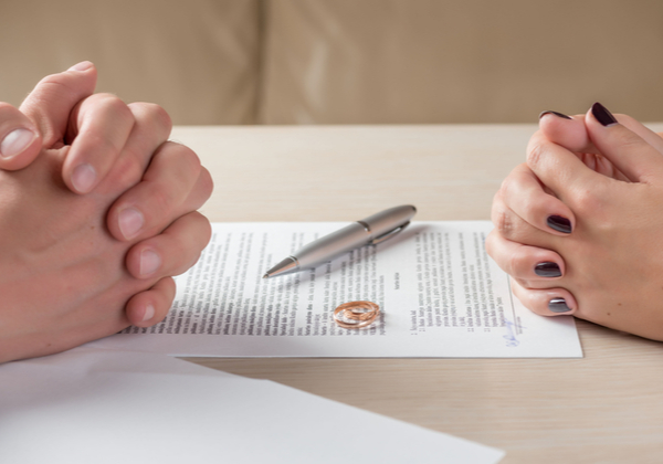 Financial impact of separation and divorce