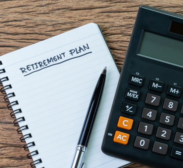 Calculating savings for retirement plan